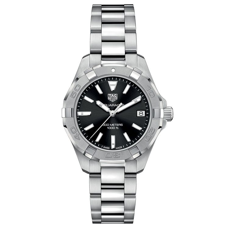 TAG Heuer Aquaracer Ladies' Stainless Steel Bracelet Watch - Product number 6956203
