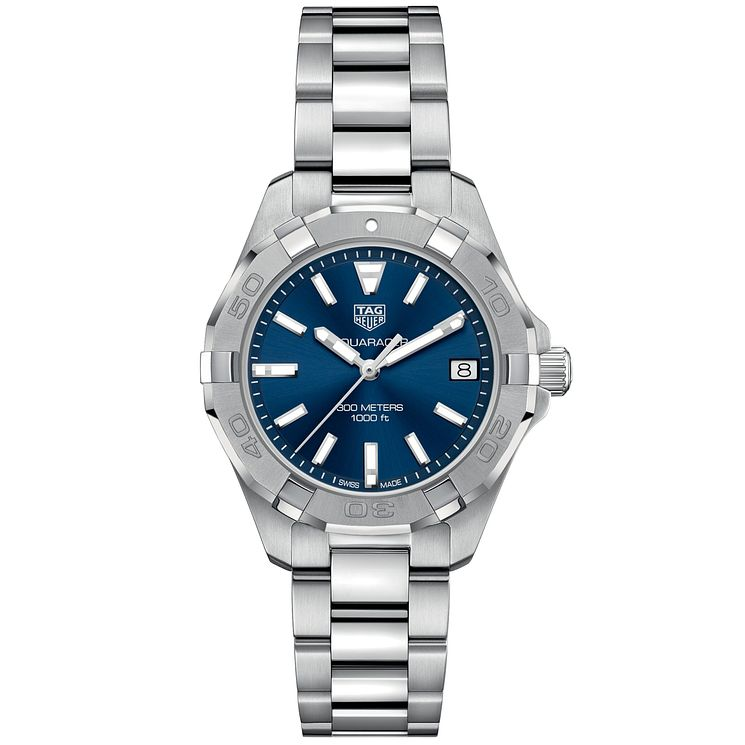 TAG Heuer Aquaracer Ladies' Stainless Steel Bracelet Watch - Product number 6956211