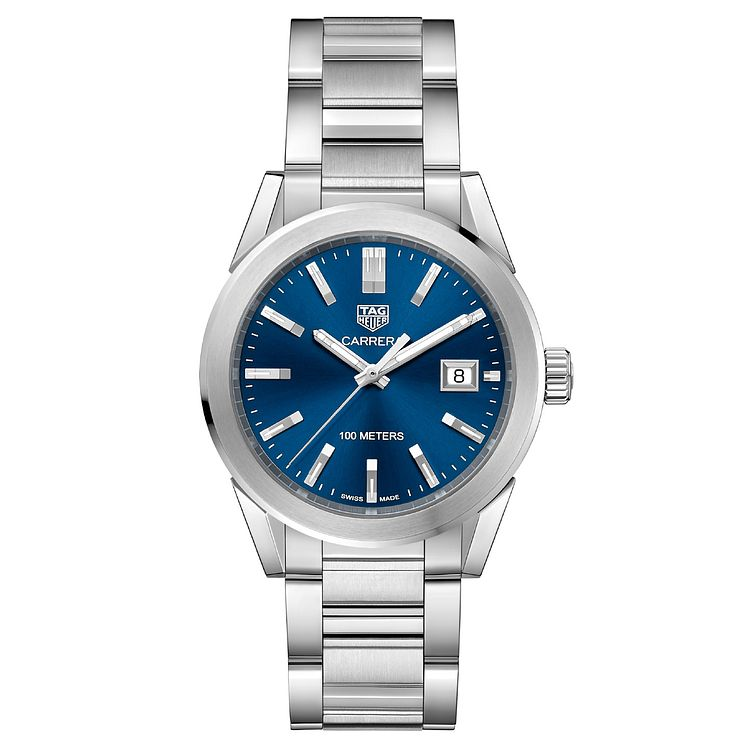 TAG Heuer Carrera Ladies' Stainless Steel Bracelet Watch - Product number 6956297