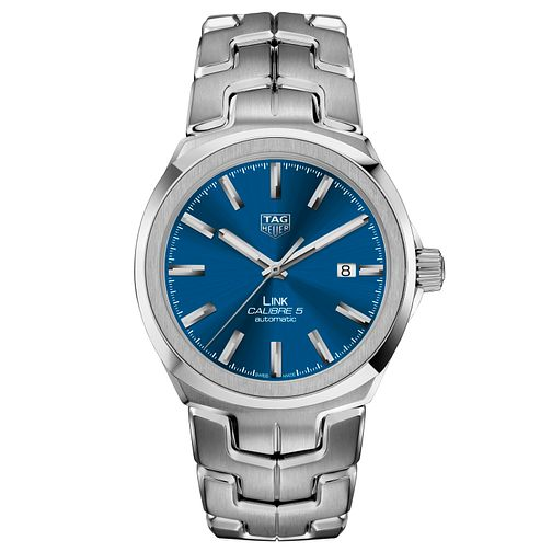TAG Heuer Link Men's Stainless Steel Bracelet Watch - Product number 6956513