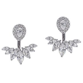 CARAT* LONDON Noa sterling silver Earring Jackets - Product number 6957560