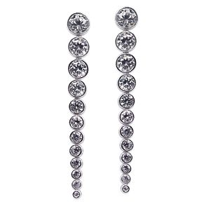 CARAT* LONDON Quentin sterling silver Drop Earrings - Product number 6957595