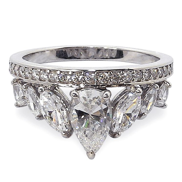 Carat Noa Silver Ring Size L. - Product number 6957730