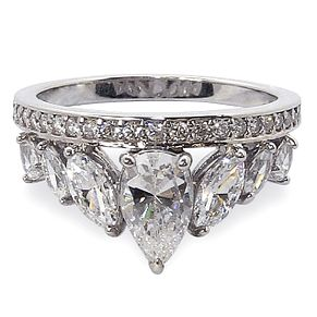 Carat Noa Silver Ring Size P. - Product number 6957757