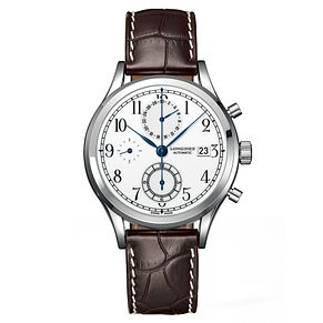 Longines Heritage Classic Chrono Men's Chronograph Watch - Product number 6959210
