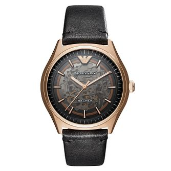 Emporio Armani Men's Rose Gold Tone Watch - Product number 6988385