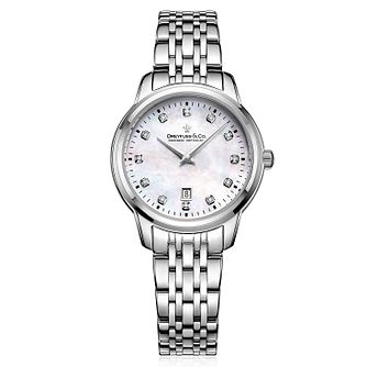 Dreyfuss & Co Ladies' Stainless Steel Bracelet Watch - Product number 8008566