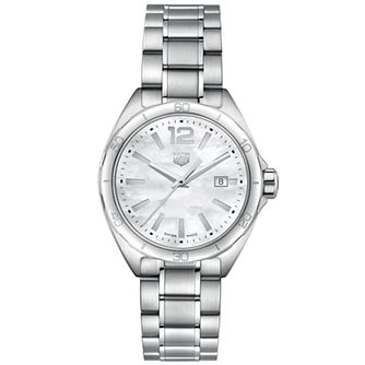 TAG Heuer F1 Ladies' Stainless Steel Bracelet Watch - Product number 8017875