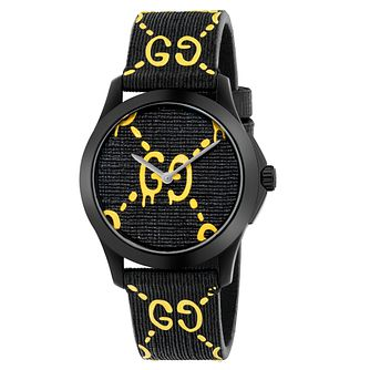 Gucci G-Timeless Men's Ion Plated Watch - Product number 8028192