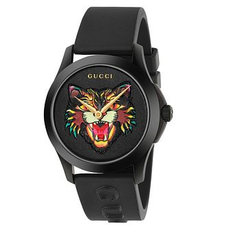 Gucci G-Timeless Men's Ion Plated Watch - Product number 8028206