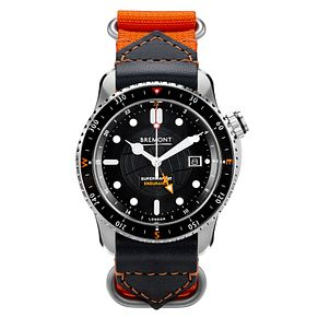 Bremont Limited Edition Endurance S500 Men's Strap Watch - Product number 8029164