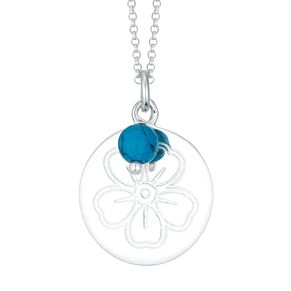 Sterling Silver Memories Pendant - Product number 8032432