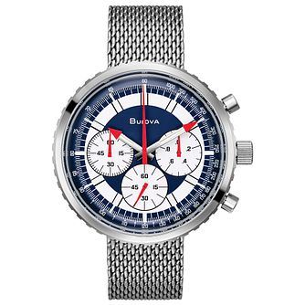 Bulova Men's 1970 Chronograph Watch Box Set - Product number 8043647