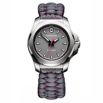 Victorinox I.N.O.X. V Ladies' Paracord Strap Watch - Product number 8044112