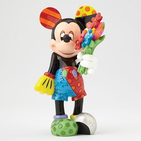 Disney Britto Mickey Mouse Figurine - Product number 8046468