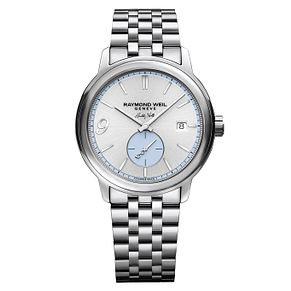 Raymond Weil Maestro Men's Stainless Steel Bracelet Watch - Product number 8047014