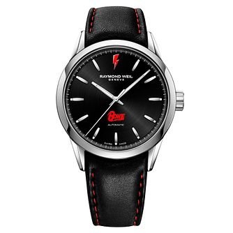 Raymond Weil Limited Edition David Bowie Men's Black Watch - Product number 8047022