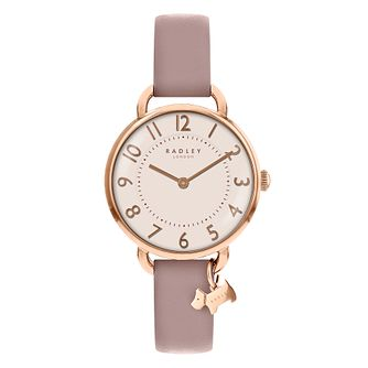 Radley London Southwark Park Ladies' Pink Leather Watch - Product number 8048541