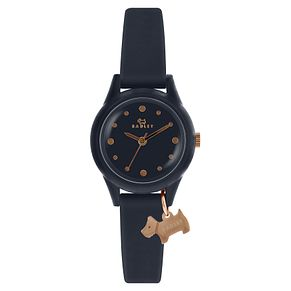 Radley London Ladies' Ink Silicone Strap Watch - Product number 8048568