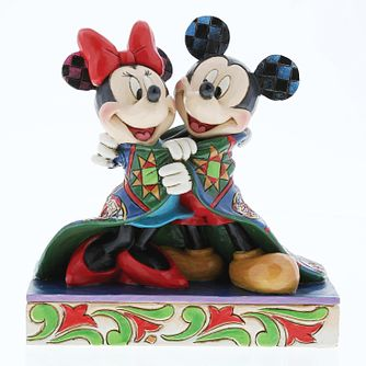 Disney Traditions Minnie & Mickey Wishes Figurine - Product number 8048592