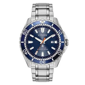 Citizen Promaster Diver Men's Stainless Steel Bracelet Watch - Product number 8048827