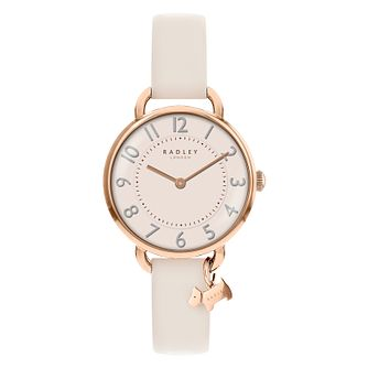 Radley London Southwark Park Ladies' Cream Leather Watch - Product number 8048835