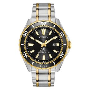 Citizen Promaster Diver Men's Stainless Steel Bracelet Watch - Product number 8048851