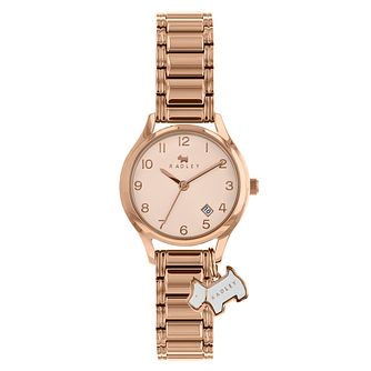 Radley London Liverpool Street Ladies' Rose Gold Watch - Product number 8048959