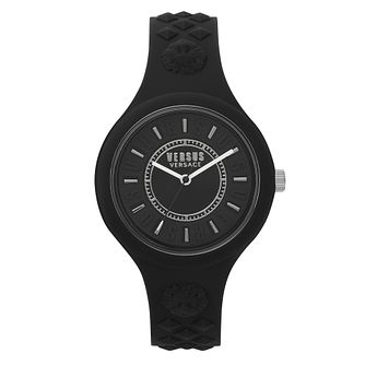 Versus Versace Fire Island Bicolor Silicone Strap Watch - Product number 8049203
