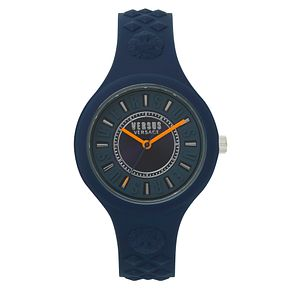 Versus Versace Fire Island Bicolor Silicone Strap Watch - Product number 8049238