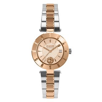 Versus Versace Ladies' Two Colour Bracelet Watch - Product number 8050317