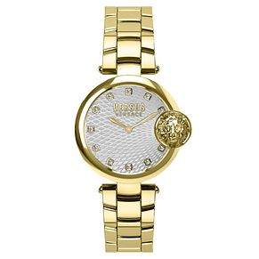 Versus Versace Buffle Bay Ladies' Gold Plated Bracelet Watch - Product number 8050473