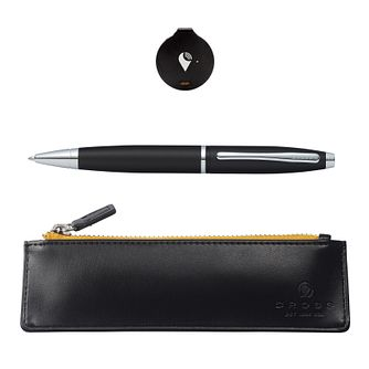 Cross Calais Men's Black Ballpoint Bluetooth Pen Gift Set - Product number 8055440