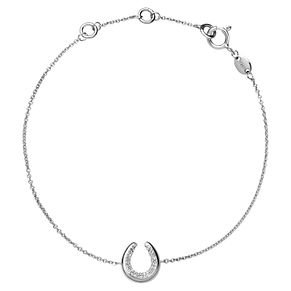 Links of London Ascot Sterling Silver Horseshoe Bracelet - Product number 8056501