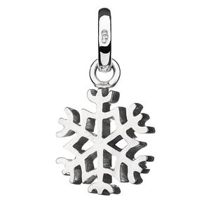 Links of London Sterling Silver Christmas Snowflake Charm - Product number 8056552