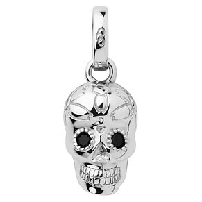 Links of London Hallow Skull Ladies' Silver Charm - Product number 8056668