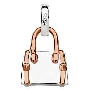 Links of London Handbag Ladies' Rose Gold Plated Charm - Product number 8056706