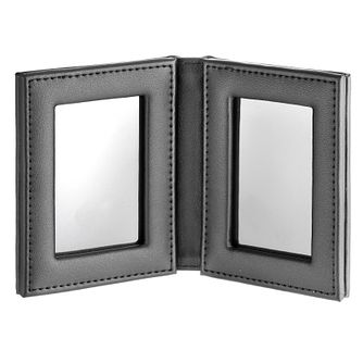 Gaventa Leather Double Picture Frame - Product number 8057915