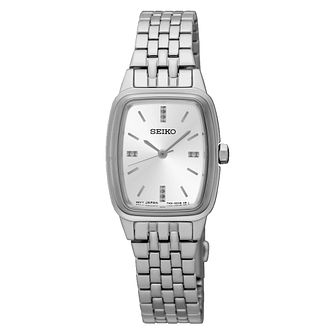 Seiko Ladies' Stainless Steel Bracelet Watch - Product number 8070288