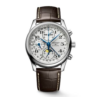 Longines Master Collection men's moon phase watch - Product number 8070903
