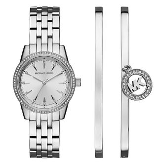Michael Kors Ritz Ladies' Watch and Bangle Gift Set - Product number 8080704