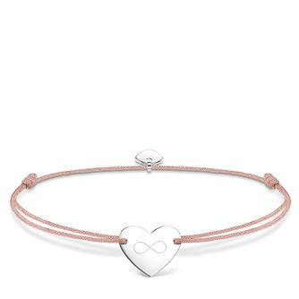 Thomas Sabo Little Secrets Silver Heart Beige Bracelet - Product number 8081700
