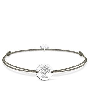 Thomas Sabo Little Secrets Silver Tree of Love Grey Bracelet - Product number 8081743