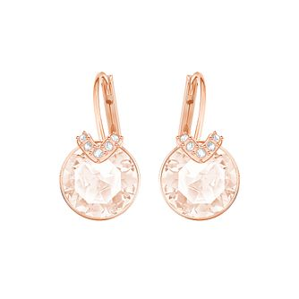 Swarovski Bella Rose Gold Plated Earrings - Product number 8085110