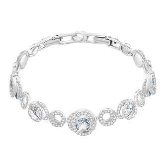 Swarovski Generation Rhodium Plated Bracelet - Product number 8085471