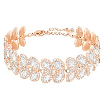 Swarovski Baron Rose Gold Plated Bracelet - Product number 8085579
