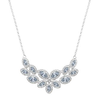 Swarovski Baron Rhodium Plated Necklace - Product number 8085846