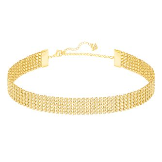 Swarovski Yellow Gold Plated Choker - Product number 8085927