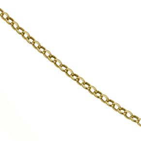 "9ct Yellow Gold 16"" Belcher Chain - Product number 8109044"