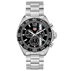 TAG Heuer Limited Edition Formula 1 Men's Black Watch - Product number 8115303